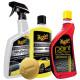Sada na umývanie, ochranu a údržbu wrapových fólií a matných lakov