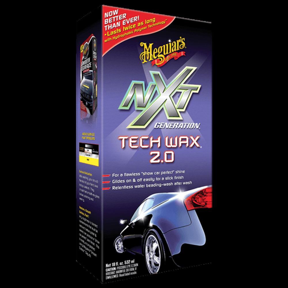 Tekutý syntetický vosk, 311g - Meguiars NXT Generation Tech Wax 2.0 Paste
