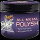 Tuhá leštička na kovy - Meguiars NXT Generation All Metal Polysh, 142 g