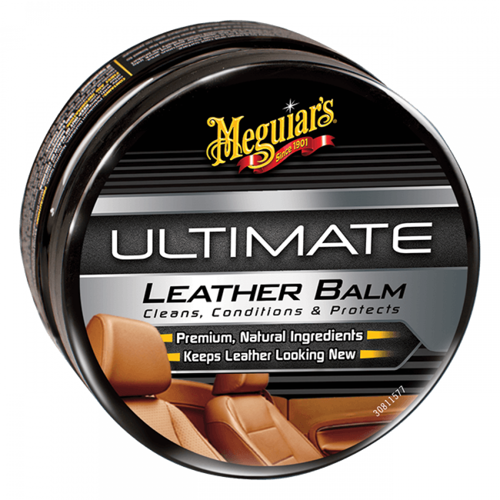 Balzam na kožu - Meguiars Ultimate Leather Balm 160g