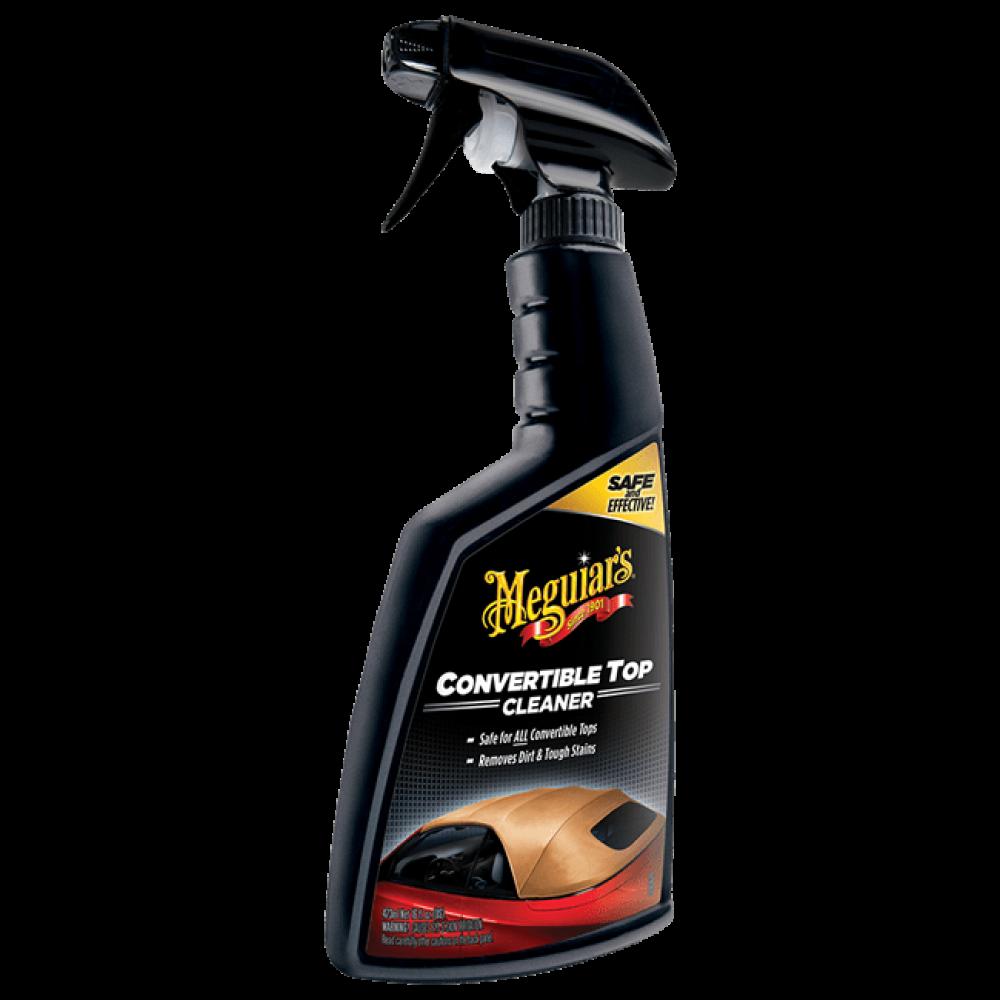 Čistič striech kabrioletov - Meguiars Convertible & Cabriolet Cleaner, 450 ml