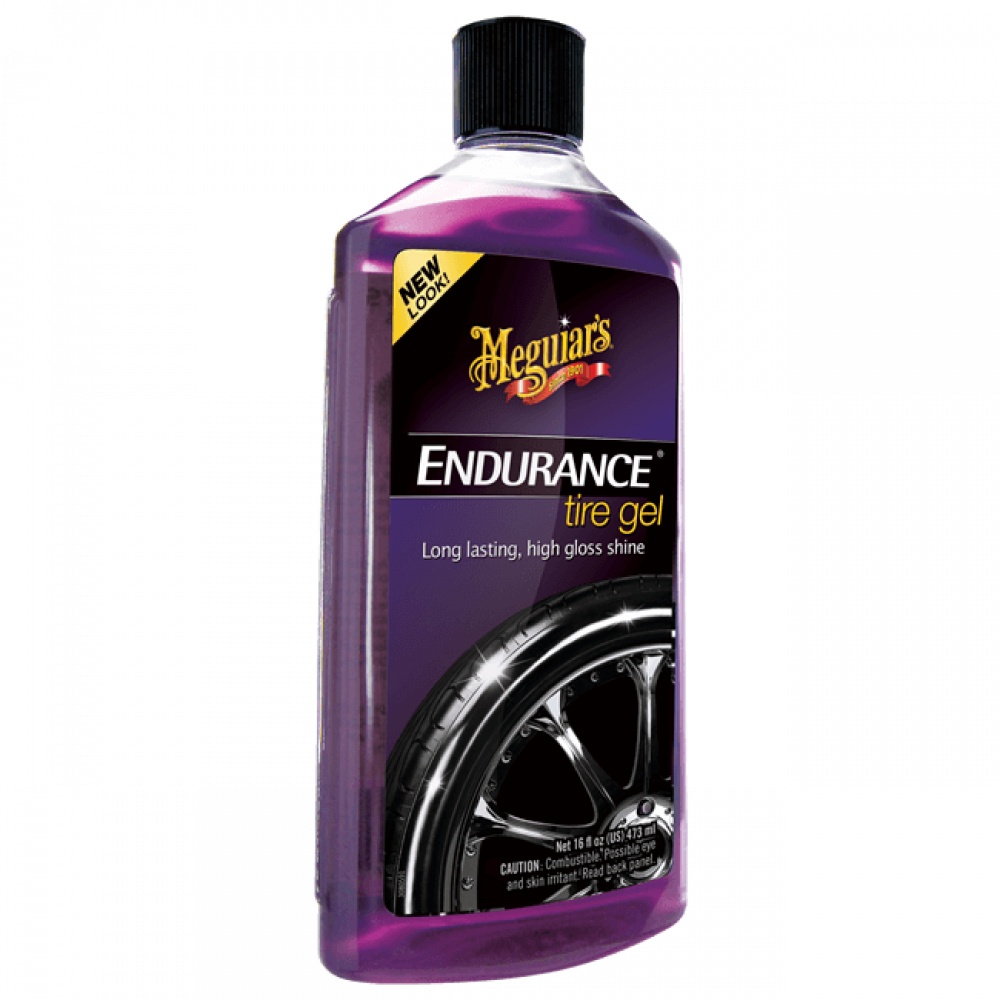 Lesk na pneumatiky - Meguiars Endurance High Gloss Tire Gel, 473 ml
