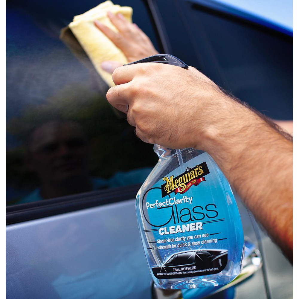 Čistič skiel - Meguiars Perfect Clarity Glass Cleaner, 710 ml
