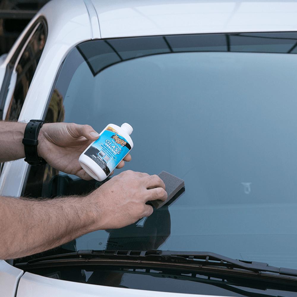 Tekuté stierače- ochrana skiel a okien- Meguiar's Perfect Clarity Glass Sealant, 118 ml