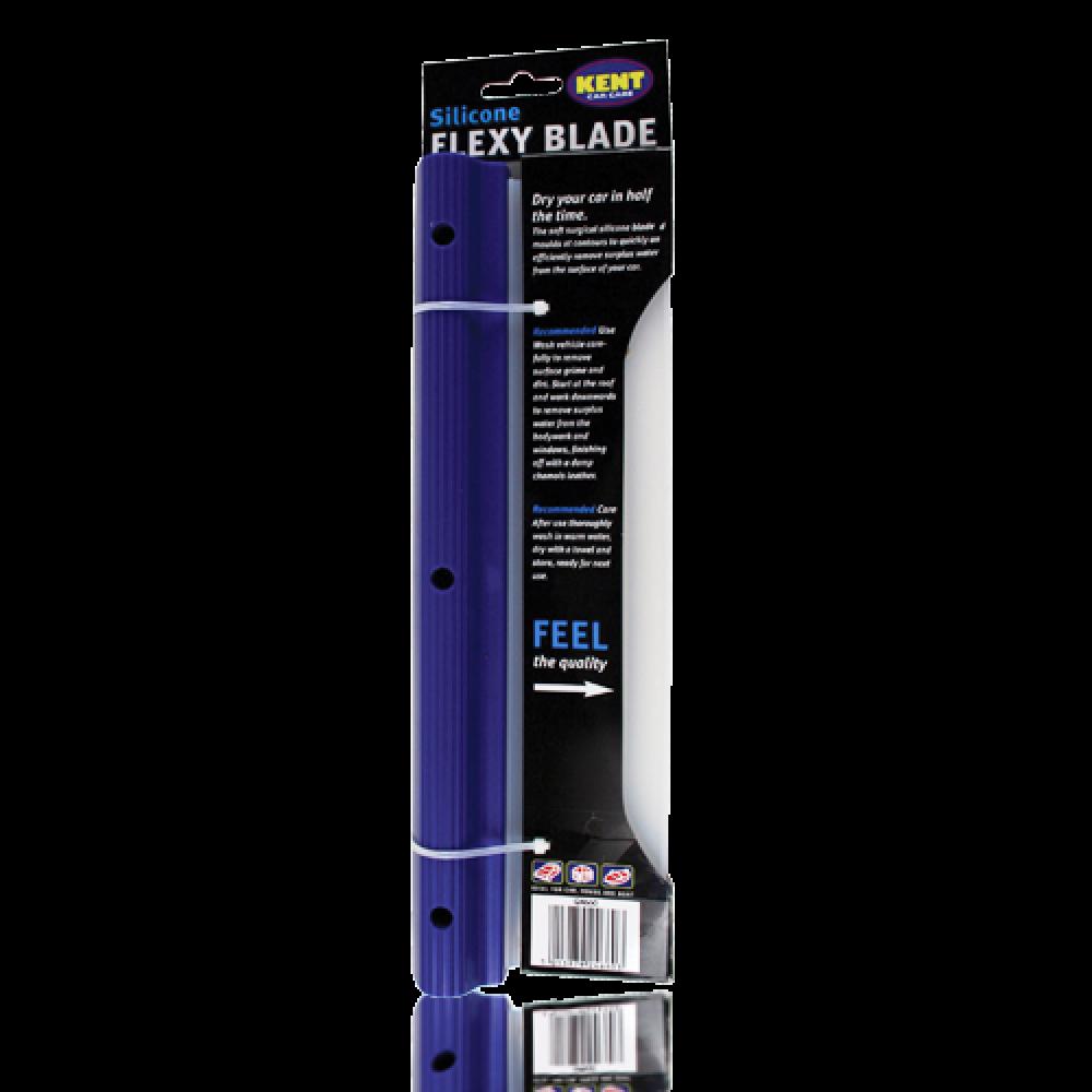 HYDRA KENT - Silikonová flexi stierka na odstránenie vody, 315mm
