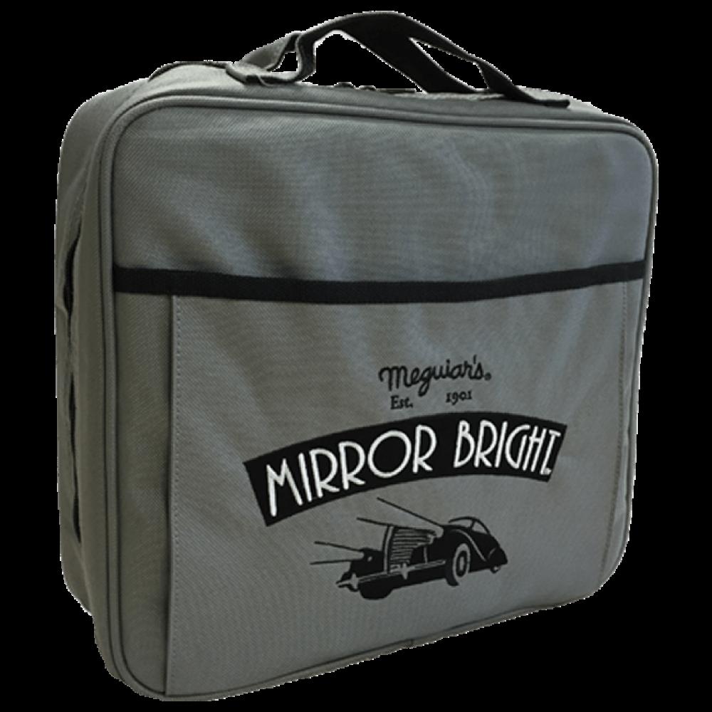 Taška na autokozmetiku s motívom rady Mirror Bright - Meguiar's Mirror Bright Bag