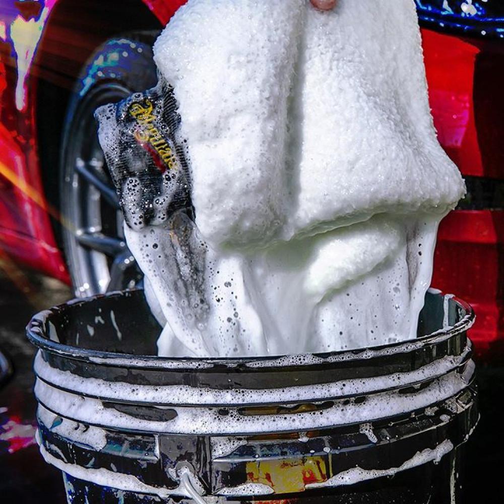 Umývacia rukavica z mikrovlákna - Meguiars Microfiber Wash Mitt