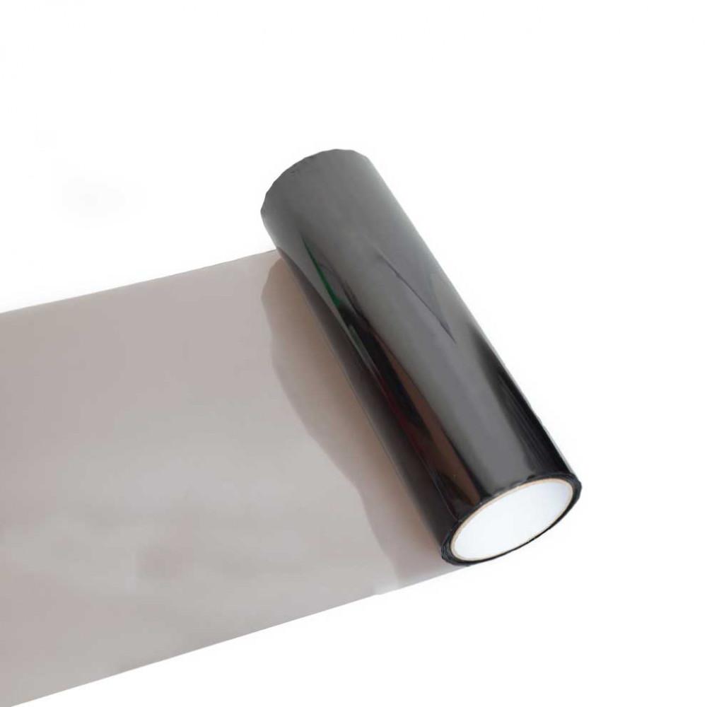 Fólia na svetlá - svetlo čierna 30cm