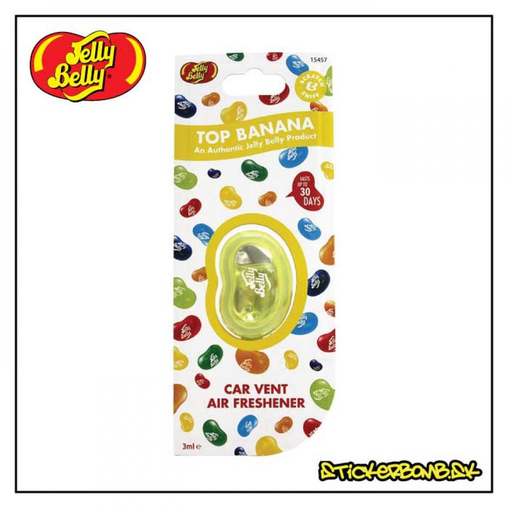 Banán - Jelly Belly osviežovač vzduchu do ventilácie