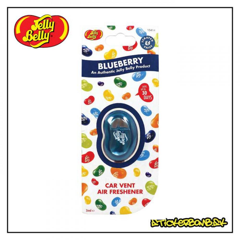 Čučoriedka - Jelly Belly osviežovač vzduchu do ventilácie