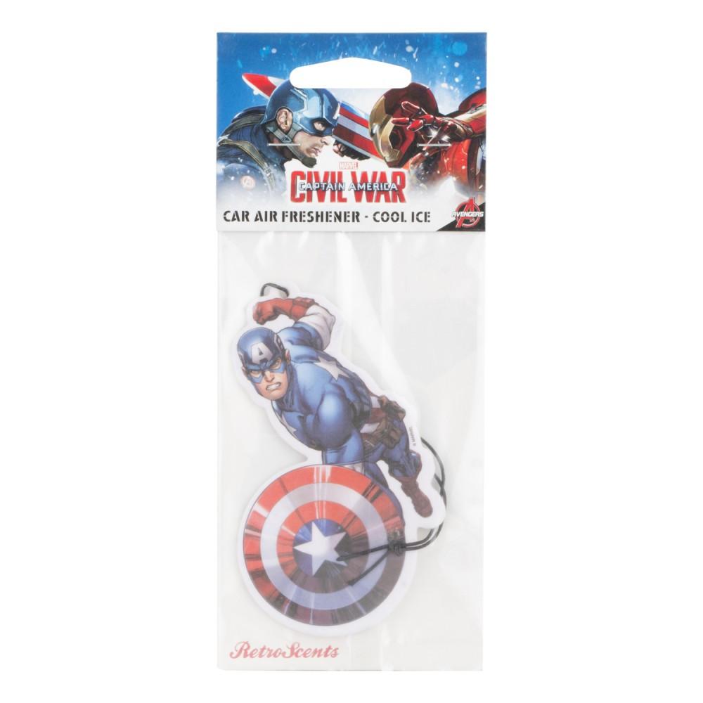 Kapitán Amerika - Osviežovač vzduchu MARVEL
