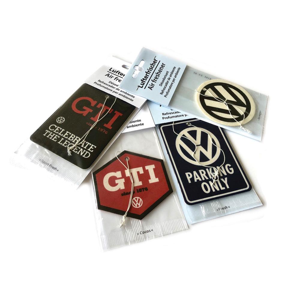 Osviežovače vzduchu - VW 4pack