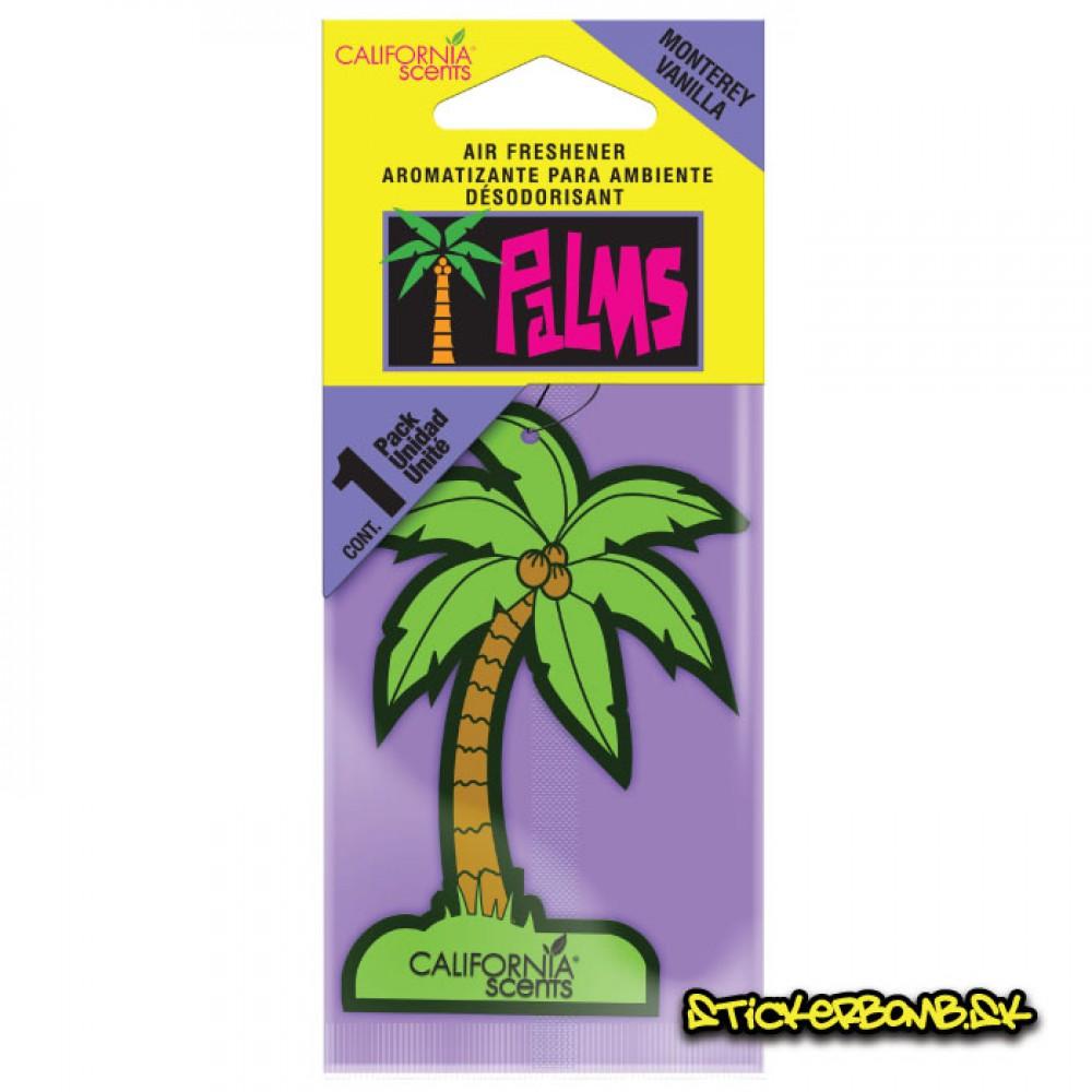 Vanilka - Voňavá palma
