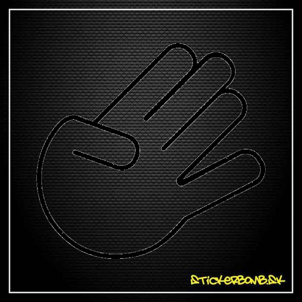 The Rocker - samolepka