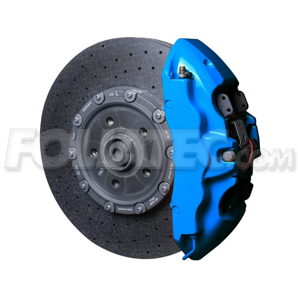 Farba na brzdové strmene - GT modrá