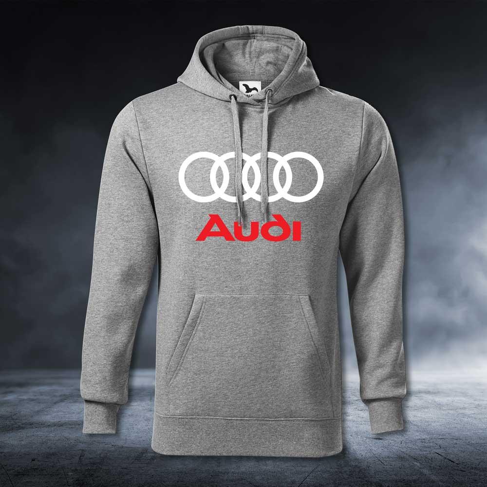 Audi | pánska mikina - rôzne farby