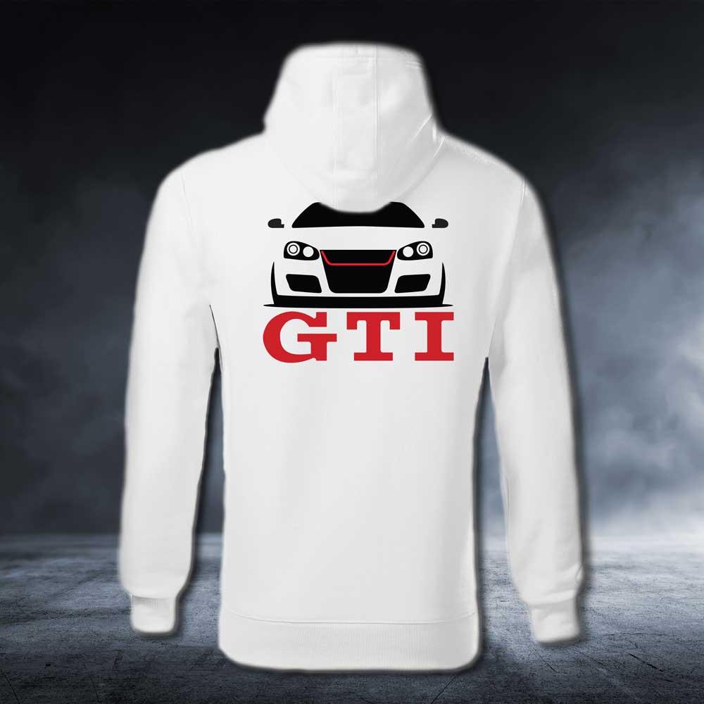 Volkswagen golf V GTI | pánska mikina