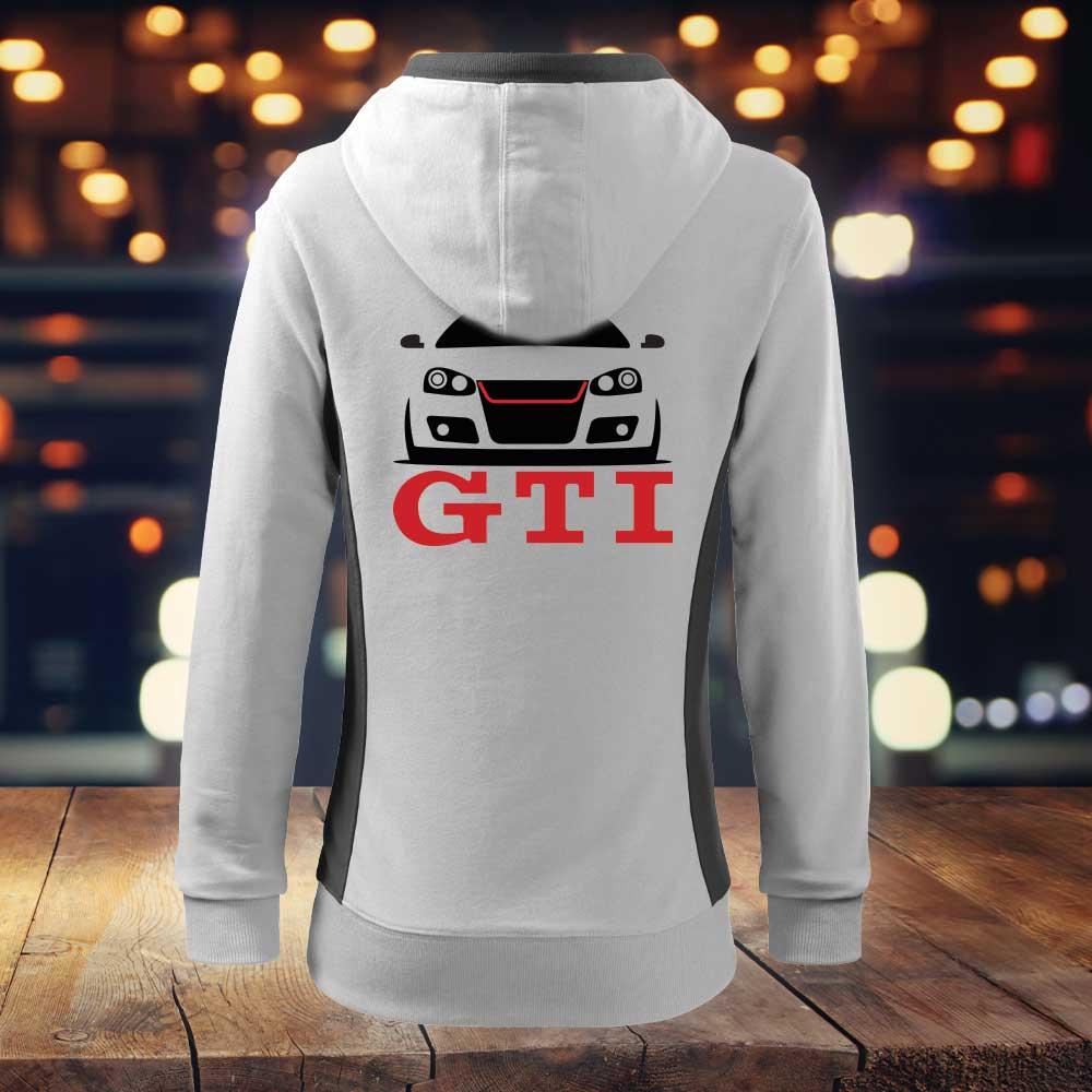Volkswagen golf V GTI | dámska mikina