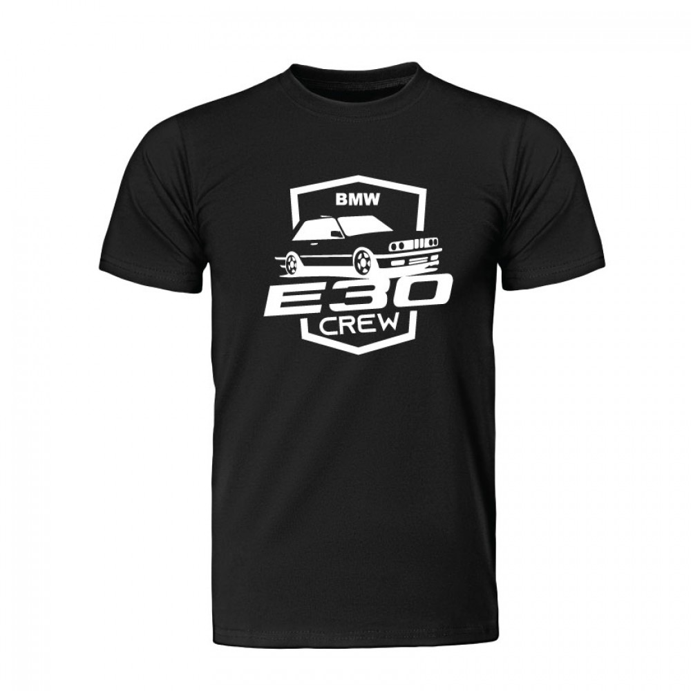 Tričko pánske | BMW E30 CREW