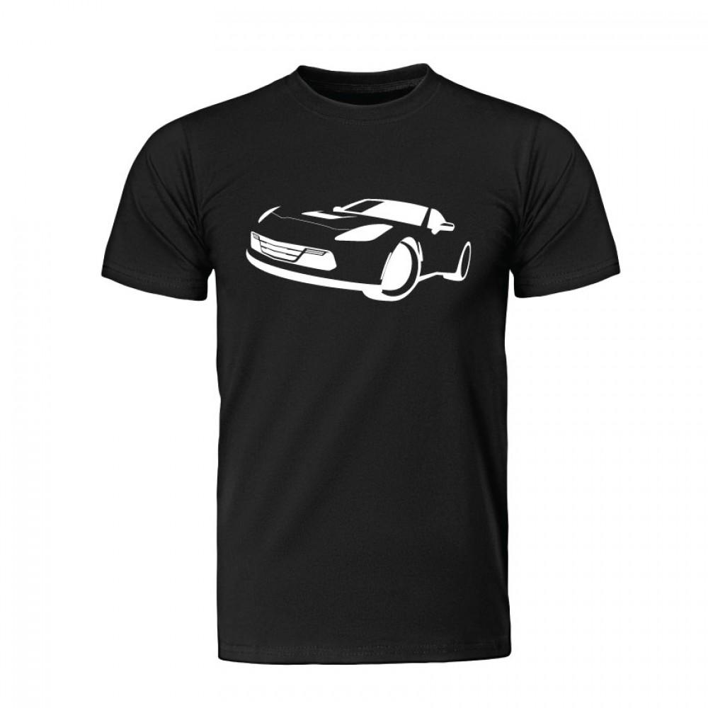 Tričko pánske | Chevrolet Corvette