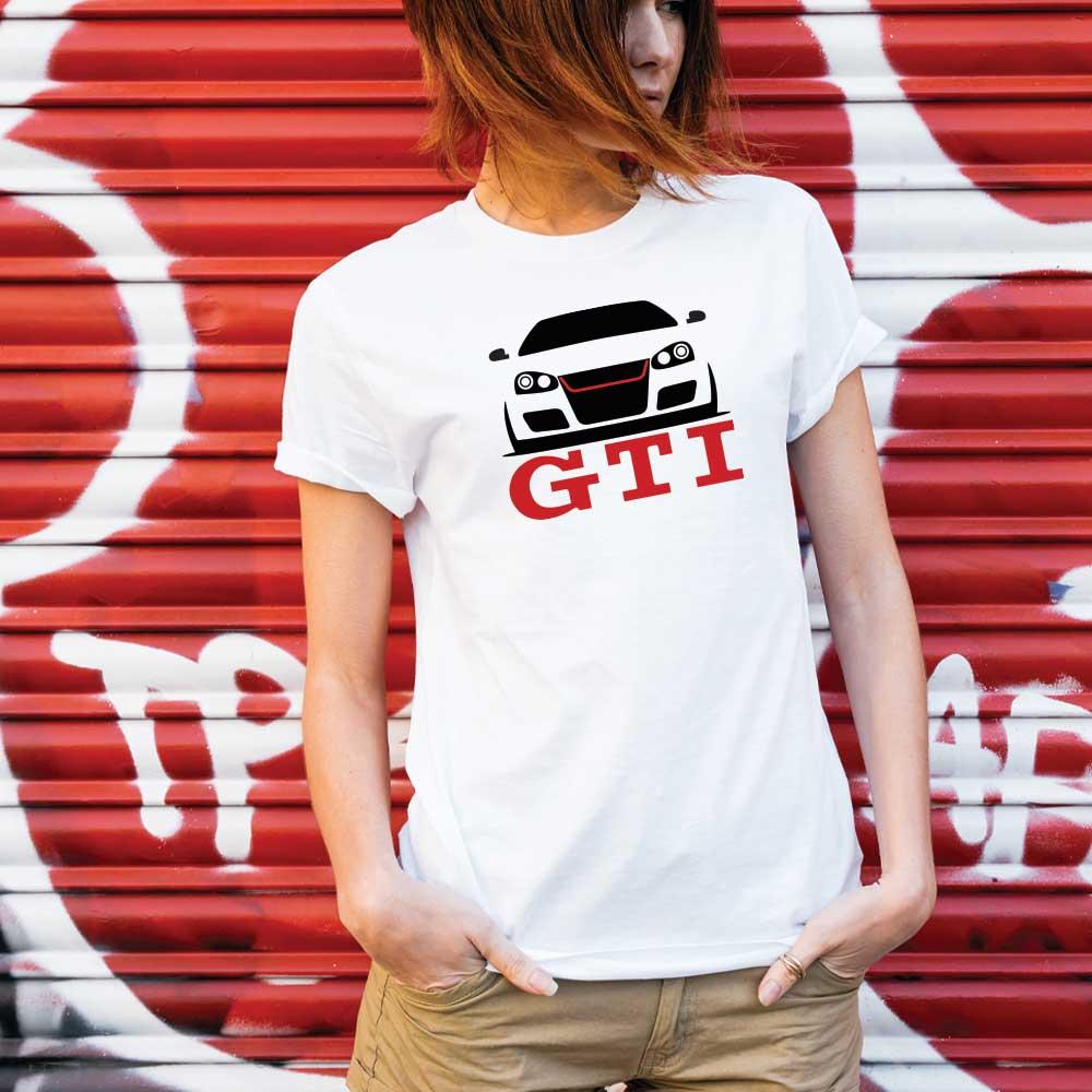 Volkswagen golf V GTI | tričko dámske