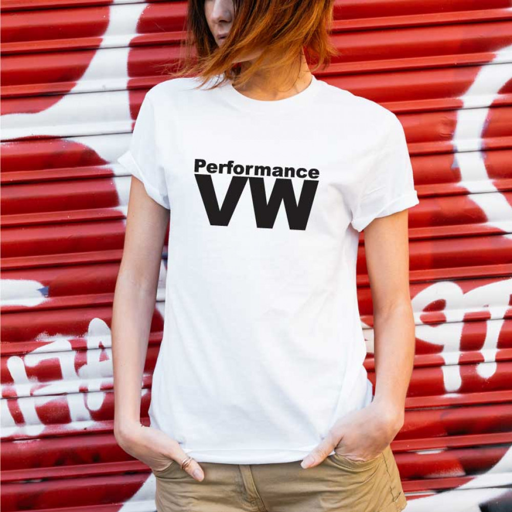Performance VW | dámske tričko - rôzne farby
