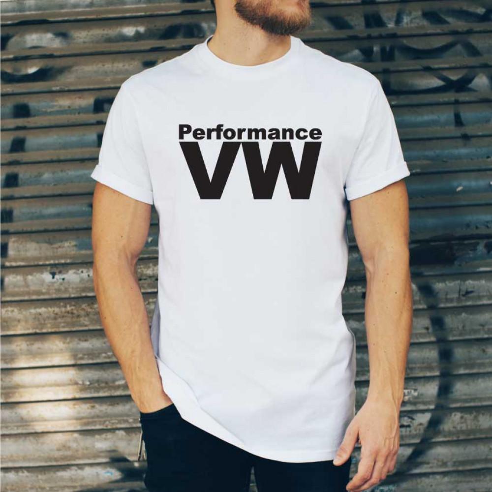 Performance VW | pánske tričko - rôzne farby