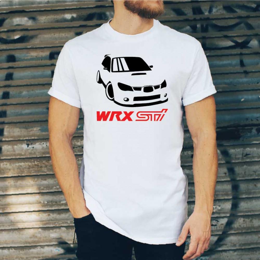WRX STI | tričko pánske