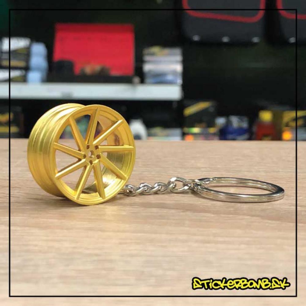 Prívesok na kľúče - Vossen 1 Gold