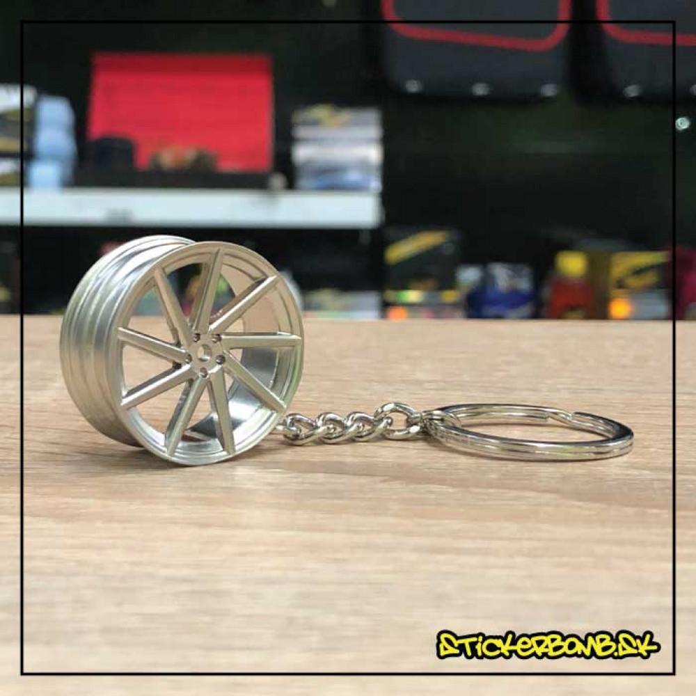 Prívesok na kľúče - Vossen 1 Silver