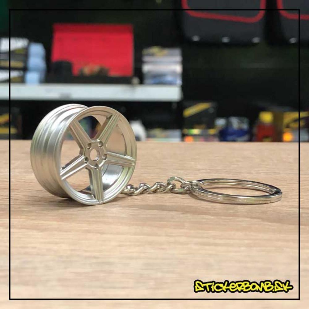 Prívesok na kľúče - Vossen 2 Silver